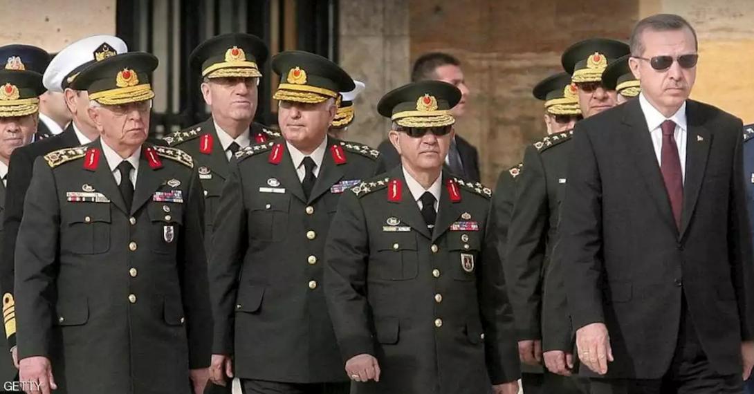 تحقيقات بمقتل جنرال تركي تكشف أسراراً خطيرة لـ تعاون قطري تركي في سوريا