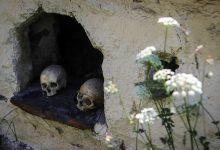 """اكتشاف سلسلة قبور غريبة في إسبانيا """"أرّقت"""" العلماء.. فيديو"""