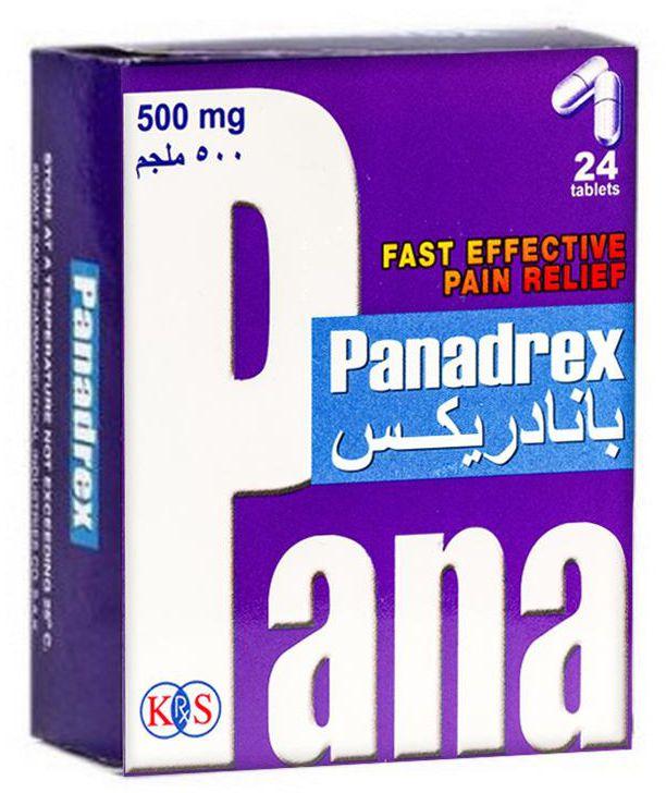 حبوب بانادريكس Panadrex