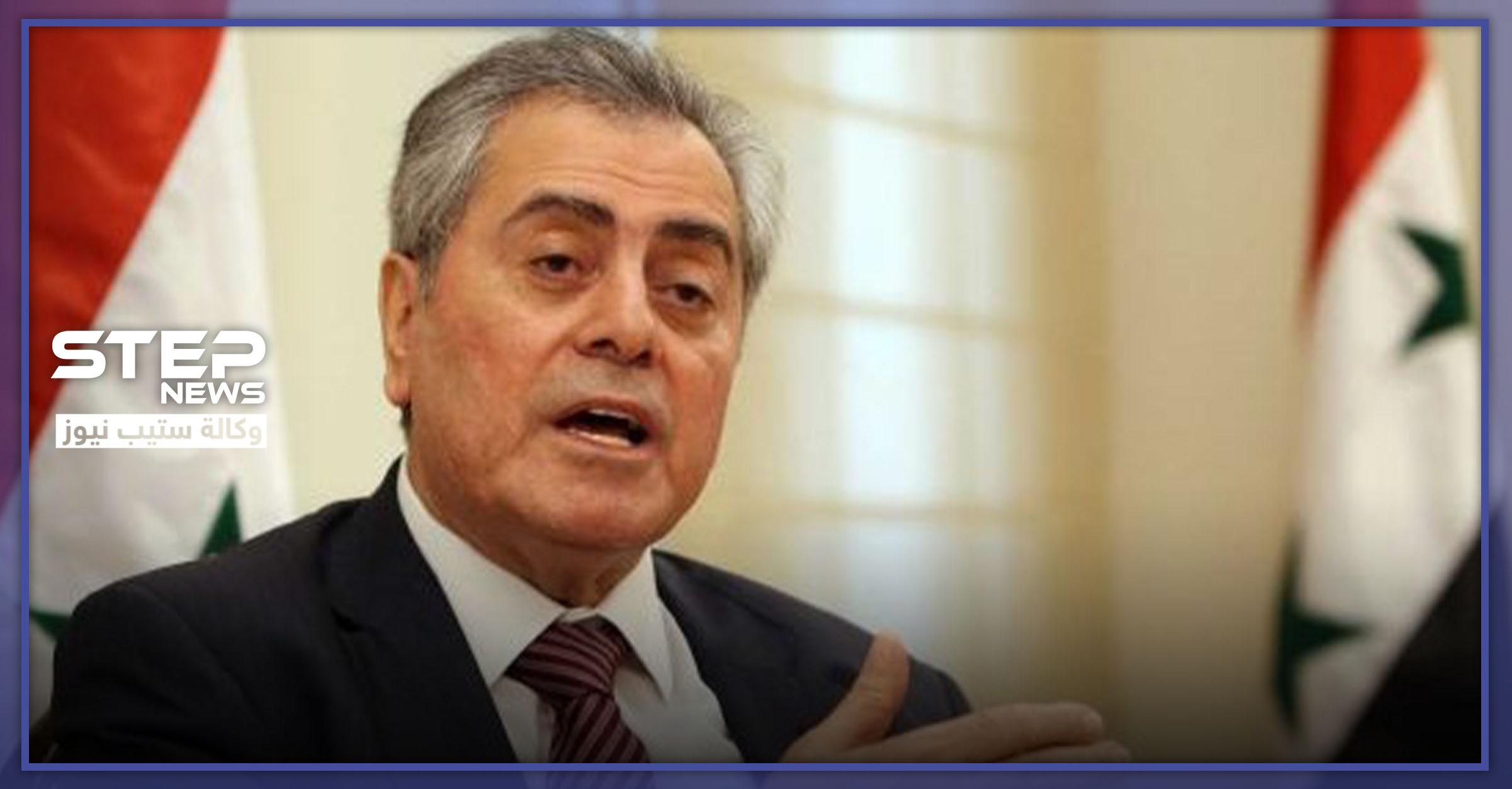 سفير النظام السوري في لبنان يحاول استغلال تفجير بيروت لصالحه