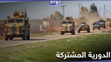 للمرة الثانية على التوالي.. استهداف الدورية المشتركة التركية الروسية بقواذف RBG في إدلب (صور)