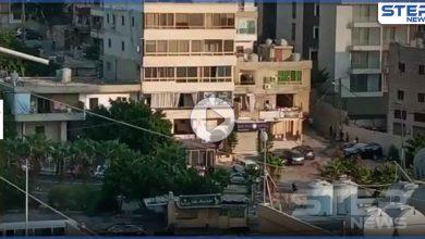 بالفيديو || قتلى وجرحى باشتباك بين عناصر حزب الله وعرب بلدة خلدة جنوب بيروت