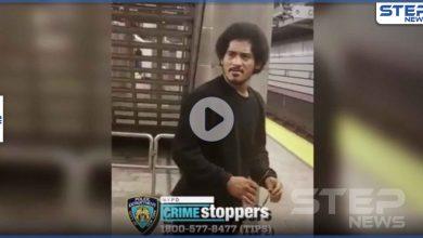 بالفيديو|| انقض عليها أمام الملأ.. رجل حاول اغتصاب فتاة في محطة قطار والشرطة تقبض عليه