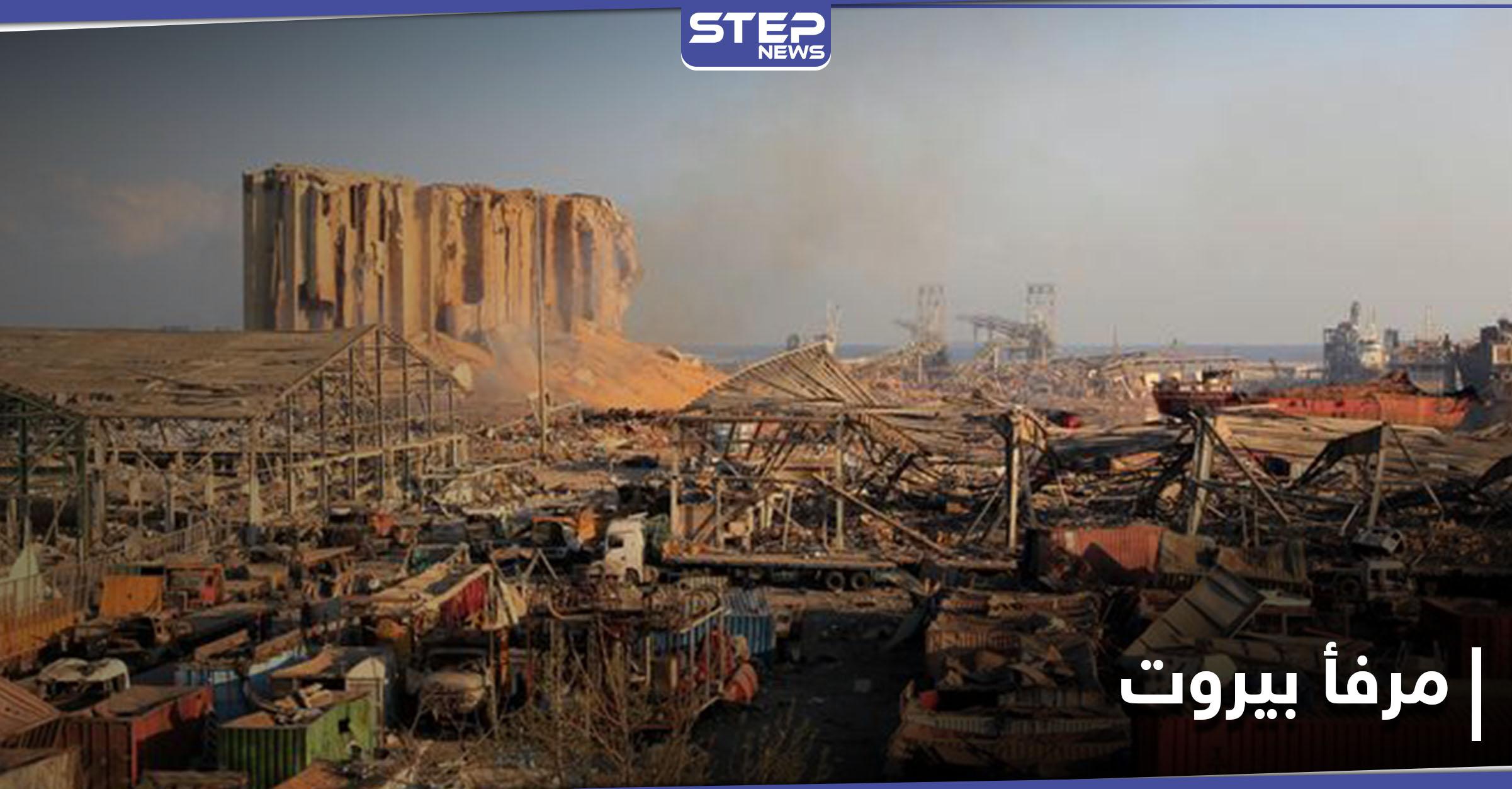 """حسان دياب"""" ألغى زيارة لمرفأ بيروت قبل الانفجار"""