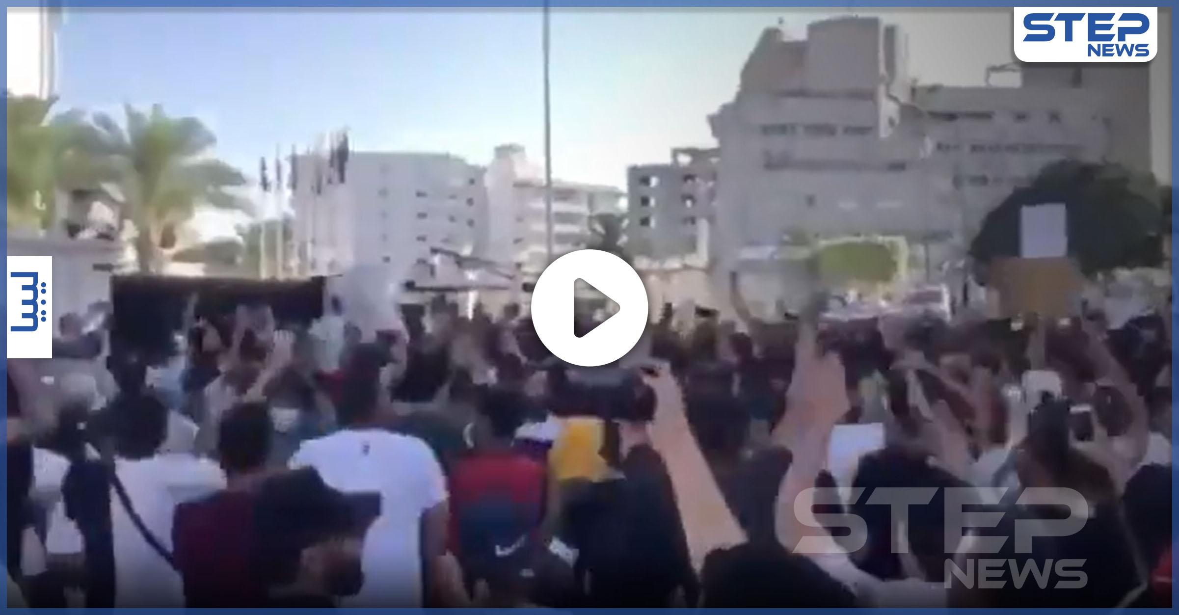 الاحتجاجات الليبية