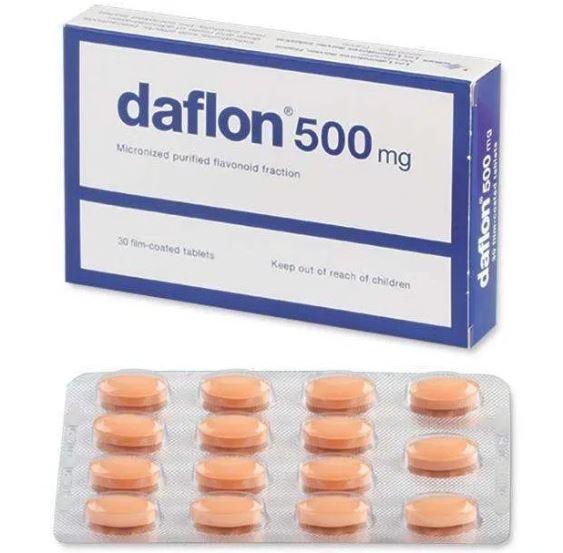 دافلون ٥٠٠ لعلاج البواسير