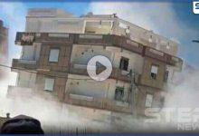 بالفيديو|| زلزال في الجزائر يسقط مبنيين سكنين ويسبب أذى لأكبر سدود البلاد
