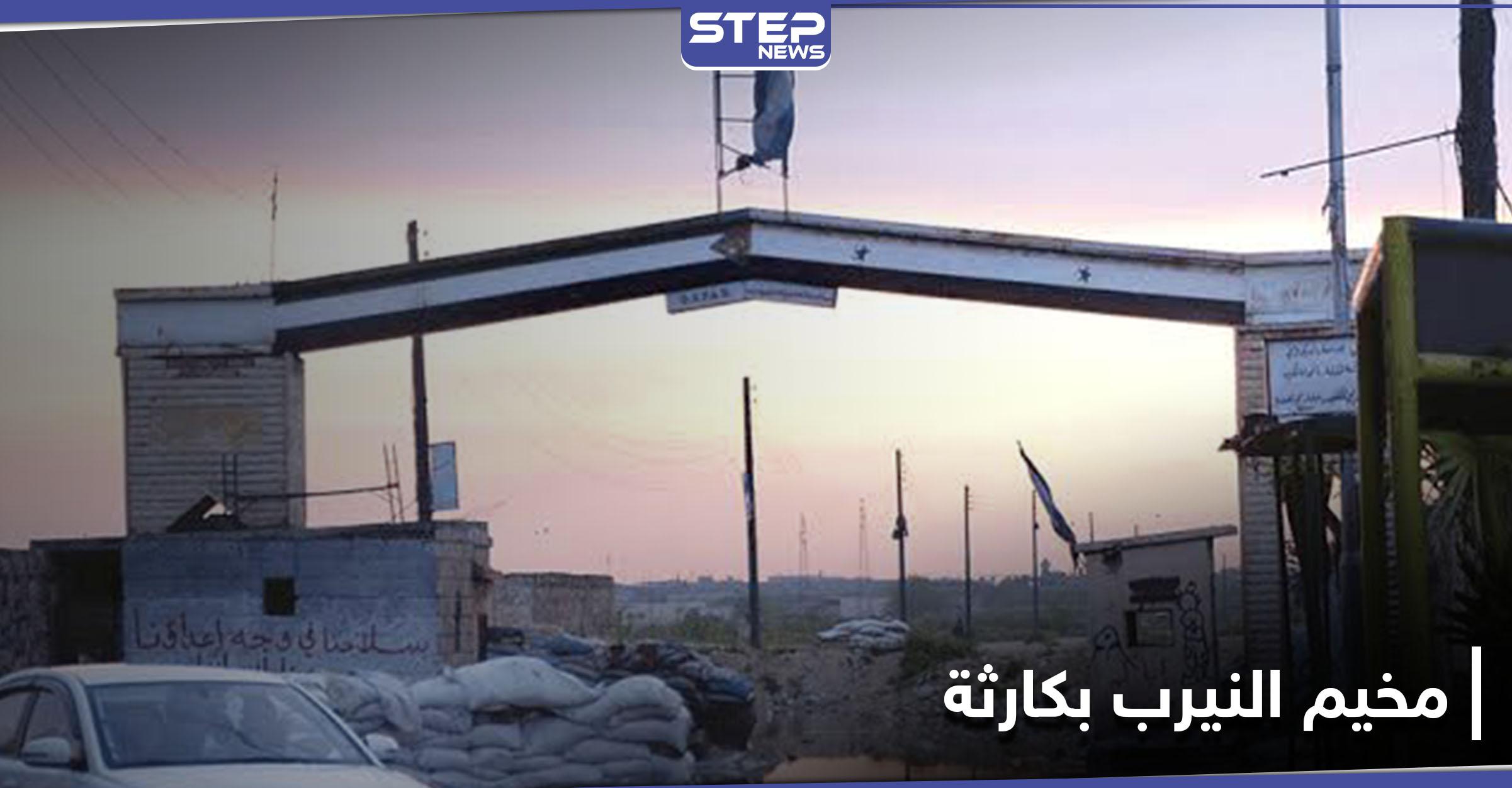 قادة الميليشيات الفلسطينية يناشدون الأونروا لإنقاذ مخيم النيرب