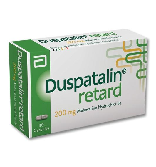 دوسباتالين ريتارد Duspatalin Retard لعلاج القولون العصبي