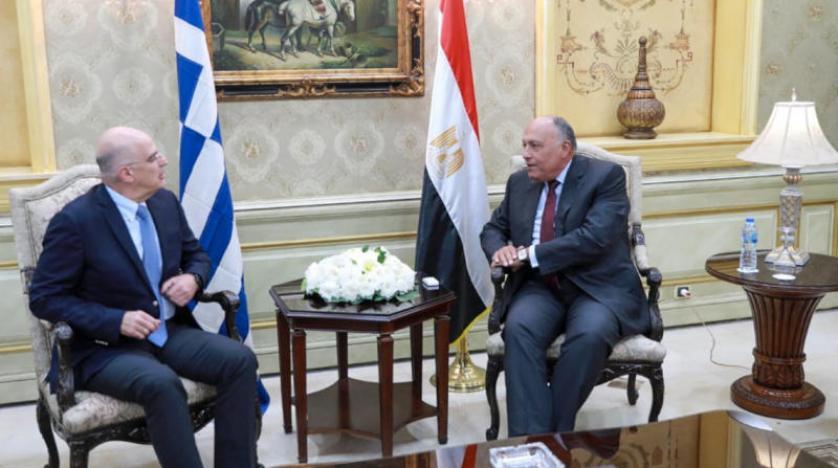 """""""ستثير غضب أردوغان"""".. الإعلان عن اتفاقية ترسيم الحدود البحرية بين مصر واليونان"""