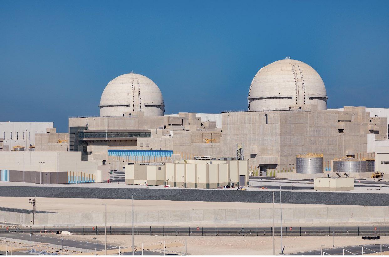 بالصور|| دولة عربية تعلن عن تشغيل أول مفاعل سلمي للطاقة النووية