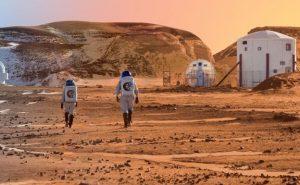 دراسة بريطانية تؤكد وجود حياة على المريخ مشابهة للحياة على الأرض