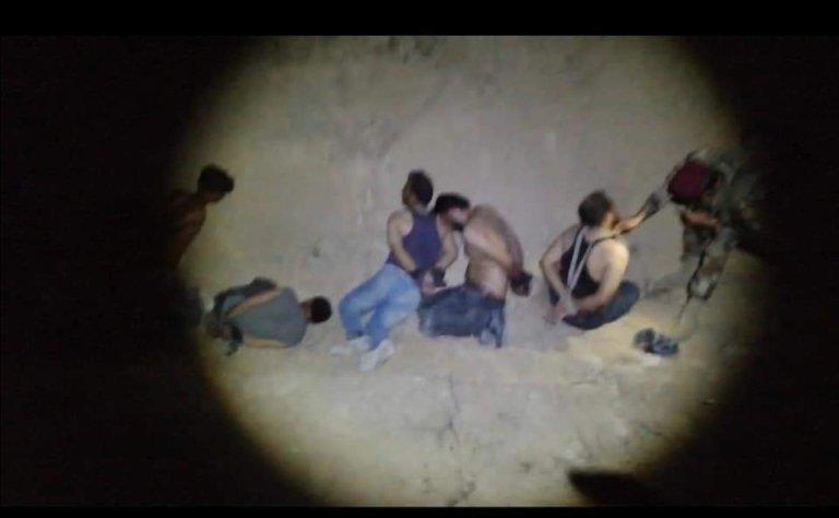 دواعش أم عمّال.. حقيقة 31 سورياً ألقت القوات العراقية القبض عليهم متسللين عبر الحدود (صور)