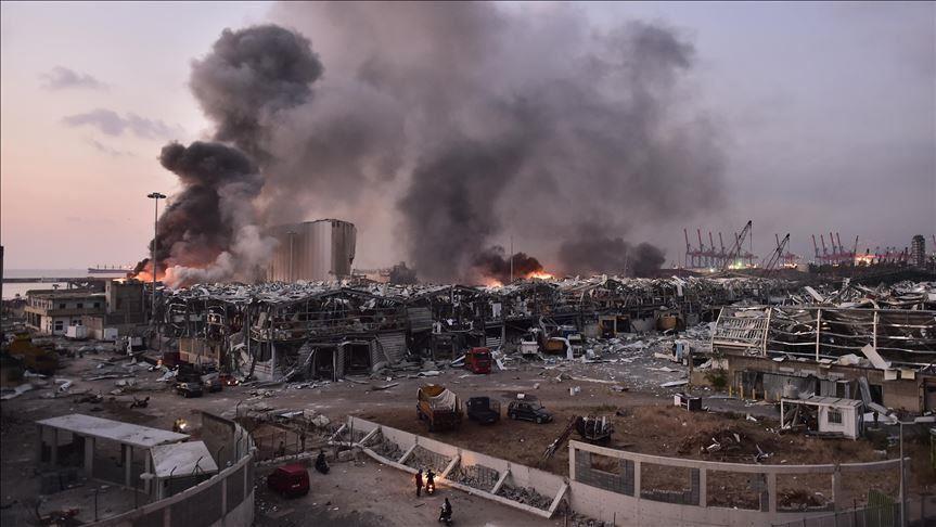 هكذا علق بشار الأسد على تفجير بيروت برسالة لميشيل عون