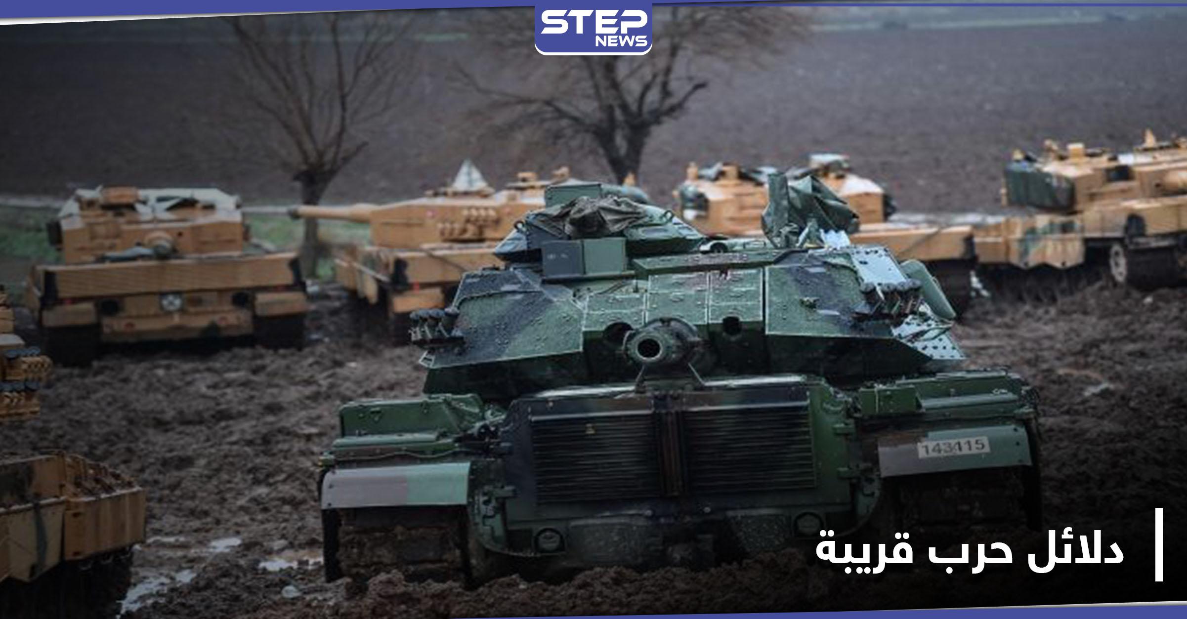 مصدر عسكري يكشف تحركات روسية تركية في شمال سوريا