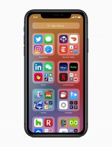 ميزات مذهلة بتحديث أبل الجديد iOS 14