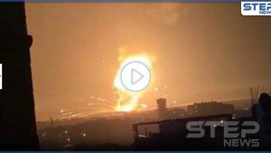 بالفيديو|| ليلة انفجارات عنيفة شهدتها عدة دول عربية.. والأسباب مختلفة