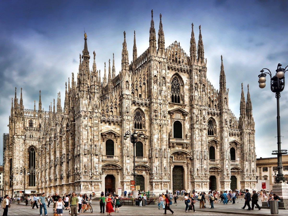السياحة في إيطاليا - كاتدرائية ميلانو