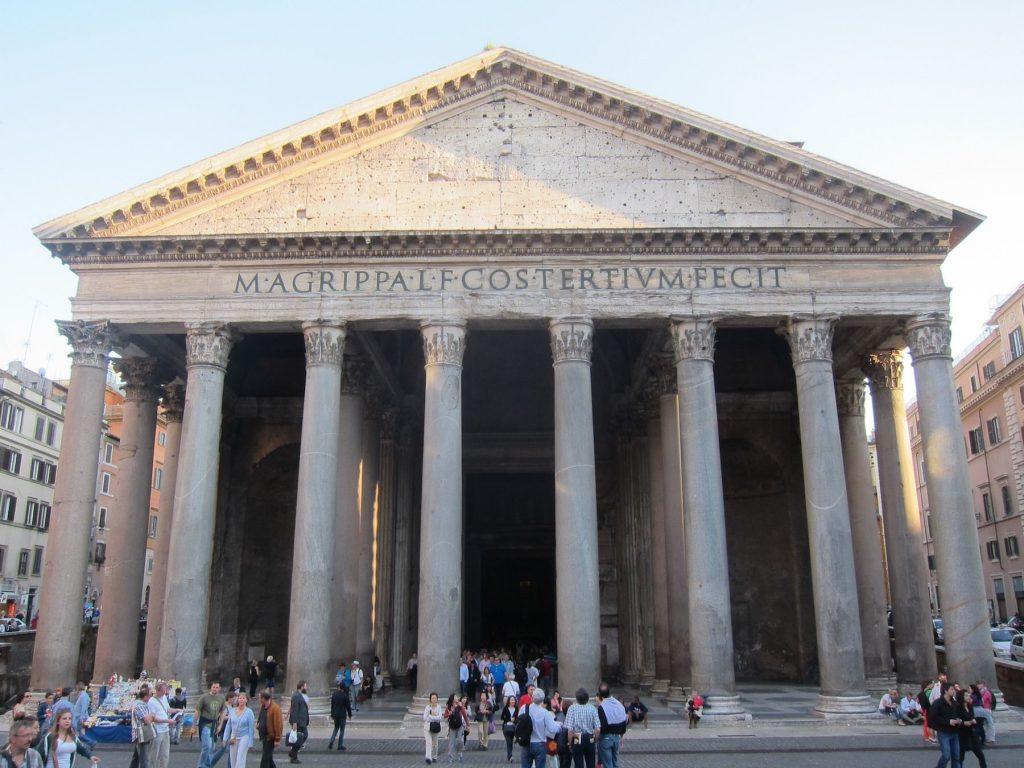 السياحة في روما - البانثيون