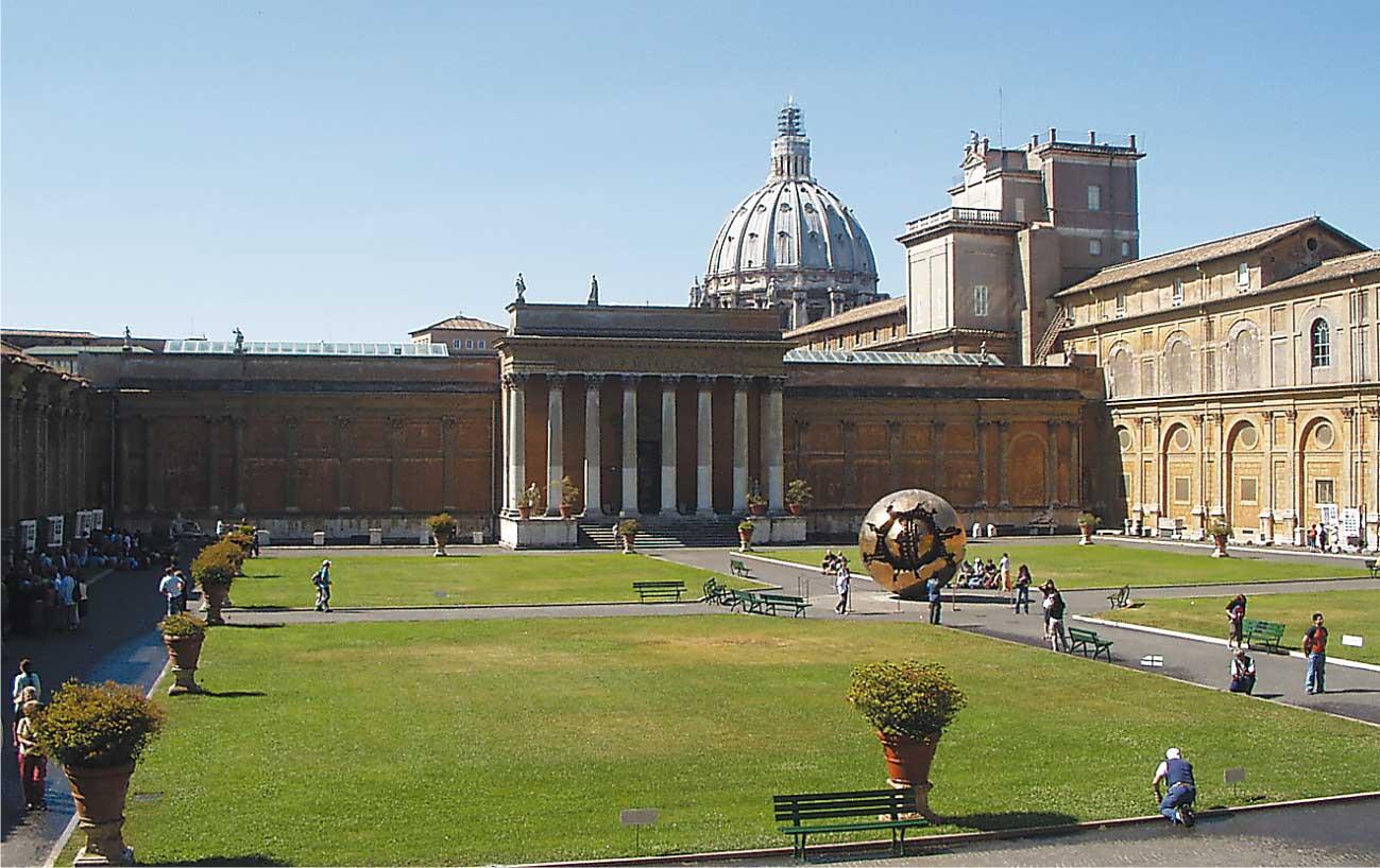 السياحة في روما - متاحف الفاتيكان