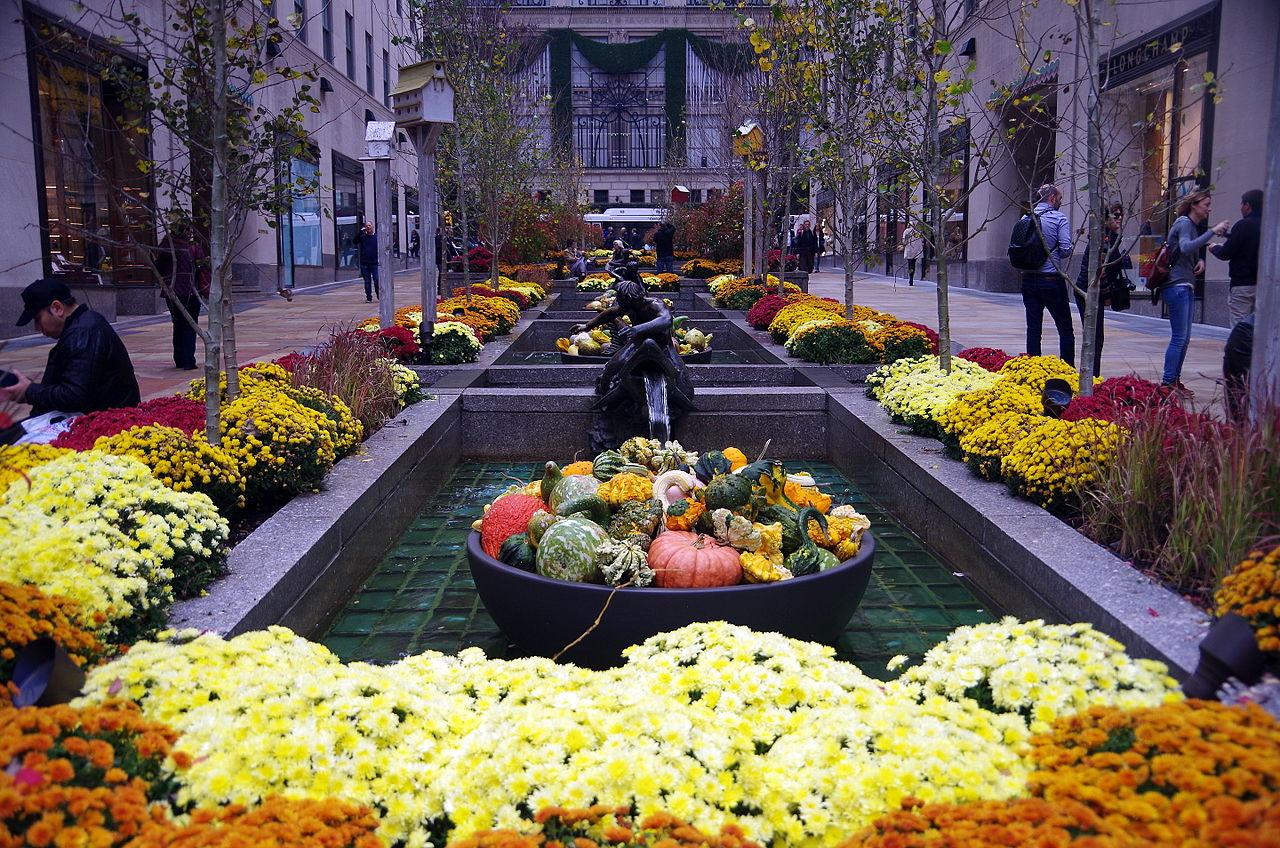 السياحة في نيويورك - مركز روكفلر