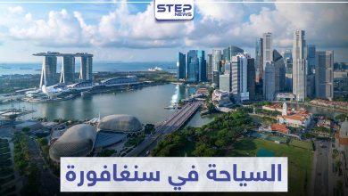 السياحة في سنغافورة .. من أكثر 10 مدن جذباً للسياح في العالم