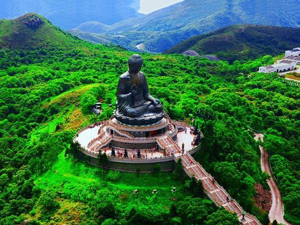 السياحة في هونغ كونغ - جزيرة لانتاو