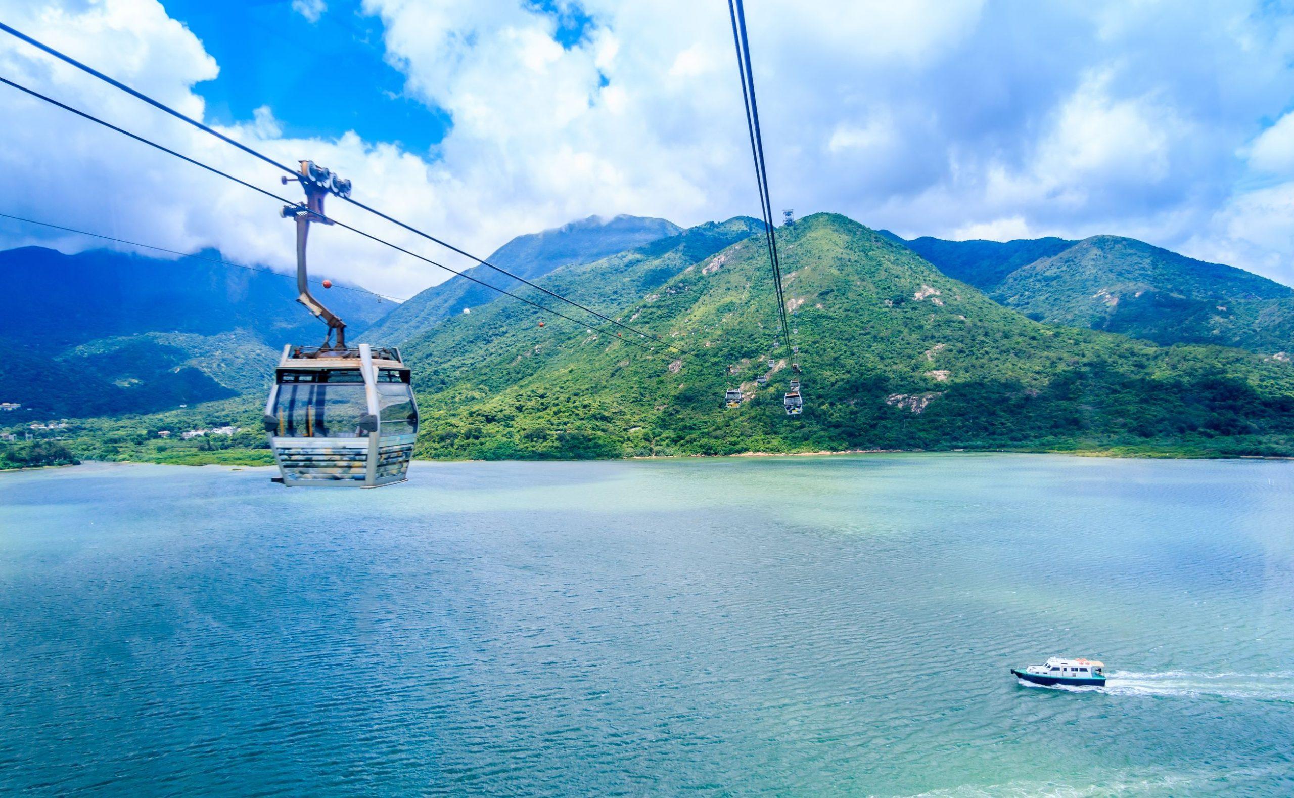 السياحة في هونغ كونغ - هضبة نغونغ بينغ 360