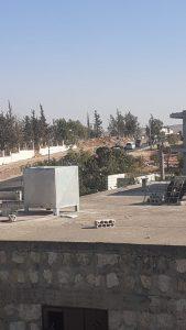 امرأة بحزام ناسف تهاجم الجيش التركي في معسكر المسطومة جنوبي إدلب.. والتفاصيل