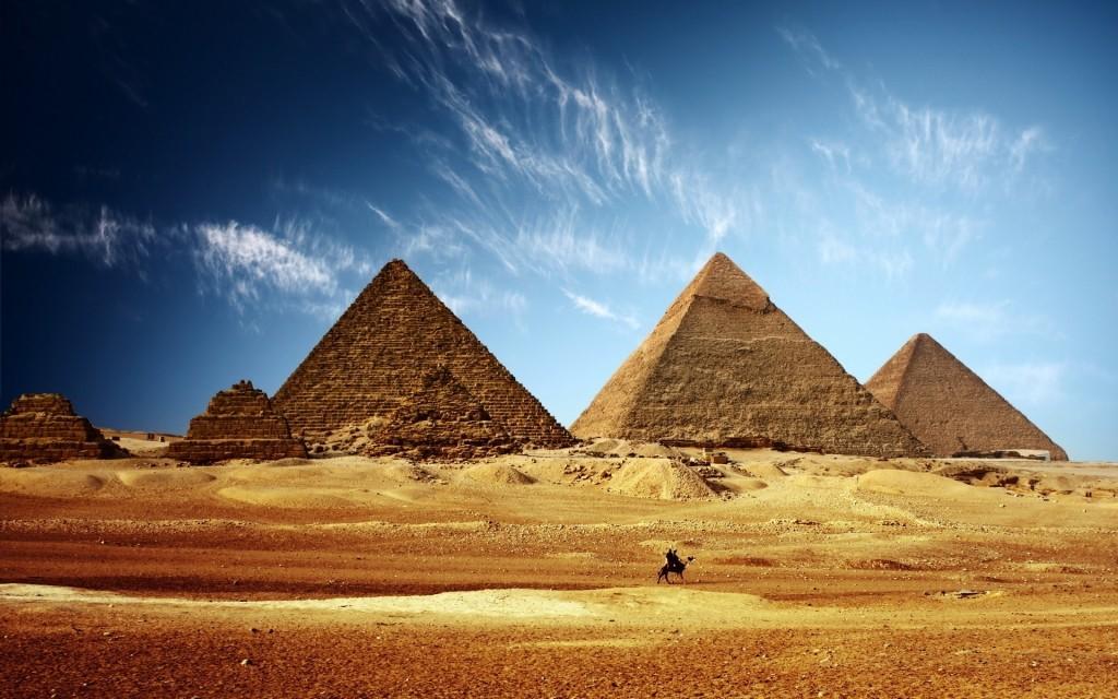 السياحة في مصر - الأهرامات