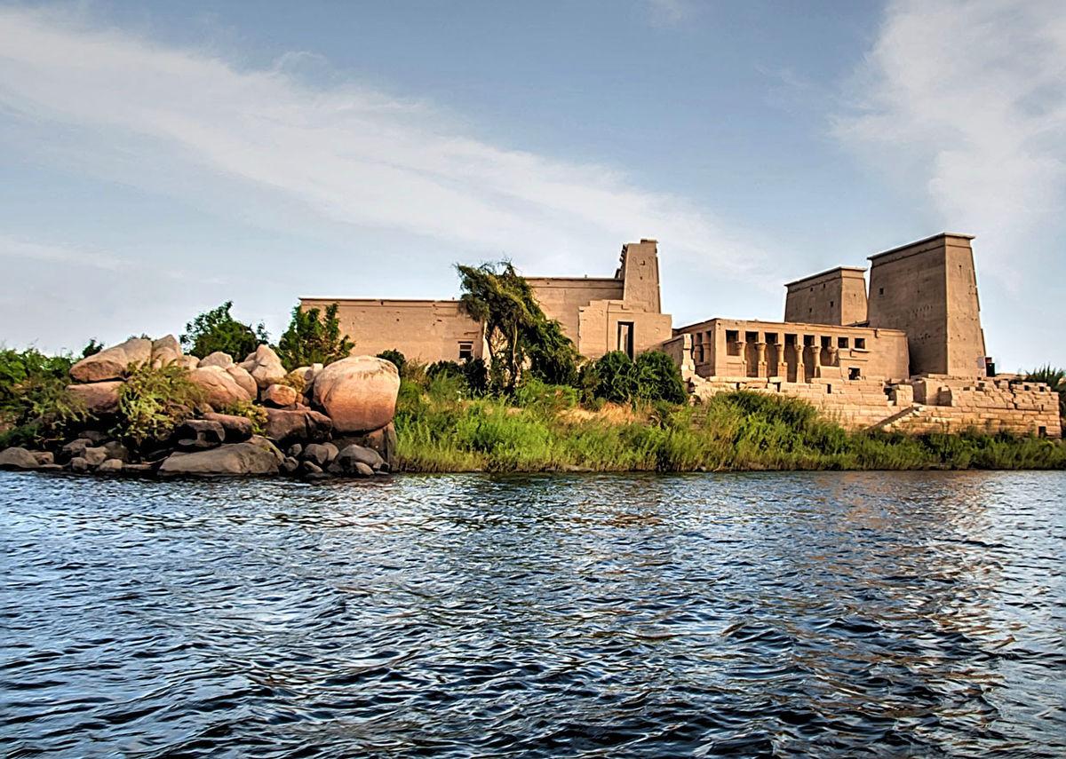 السياحة في مصر - جزيرة فيله