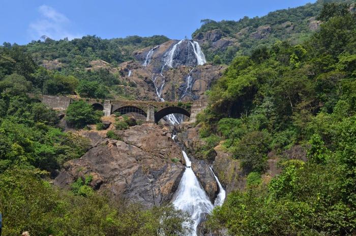 السياحة في الهند - شلالات دودساجار