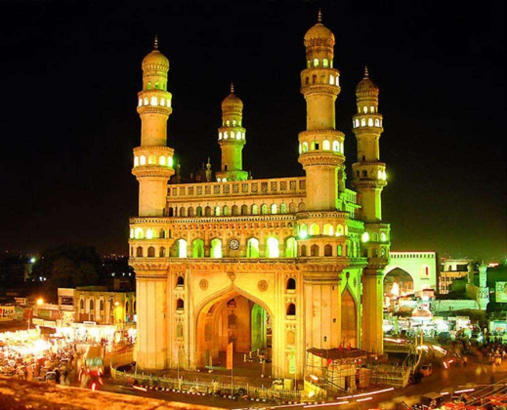 السياحة في الهند - مسجد شاريمنار