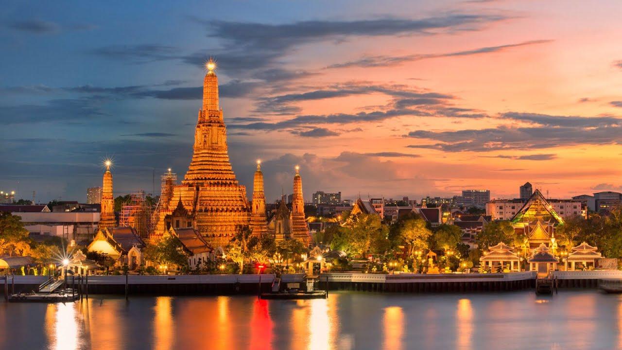 أجمل المدن السياحية - بانكوك في تايلاند