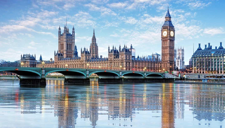 أجمل المدن السياحية - لندن في إنجلترا