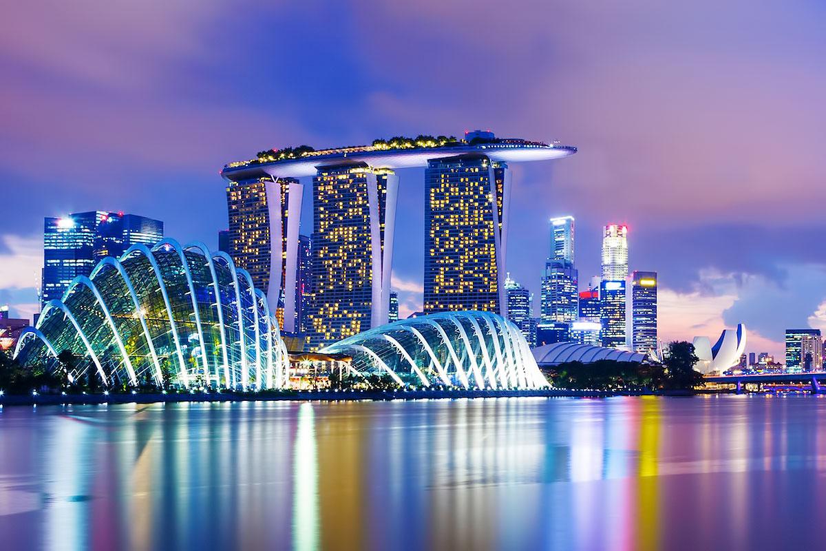 أجمل المدن السياحية - سنغافورة في سنغافورة