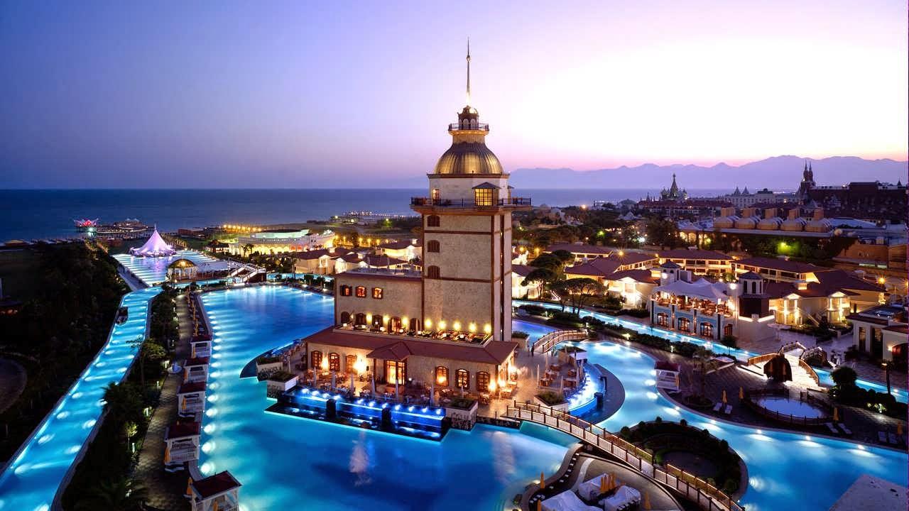 أجمل المدن السياحية - أنطاليا في تركيا