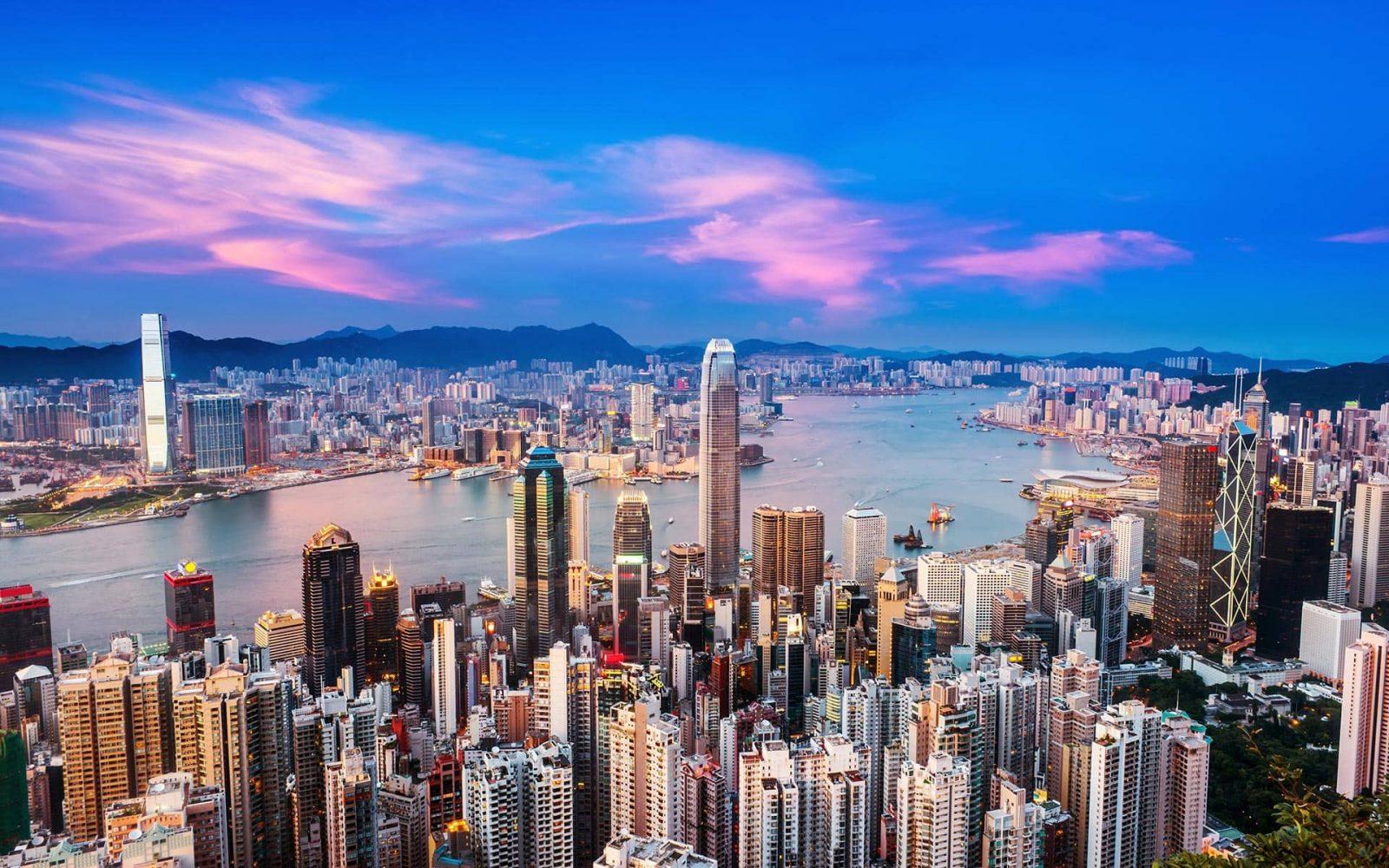 أجمل المدن السياحية - هونج كونج في الصين