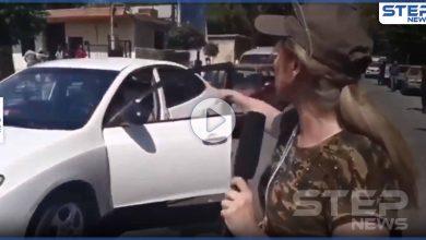 بالفيديو|| في بثٍّ مباشر.. شجار بين الإعلامية كنانة علوش ورجل مُقرّب من الجيش السوري