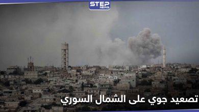 5 طائرات حربية روسية تتناوب على قصف إدلب وقوات النظام السوري تستهدف نقطة تركية