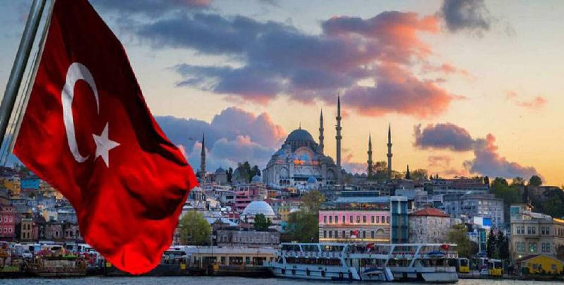 أكثر الدول السياحية في العالم - تركيا