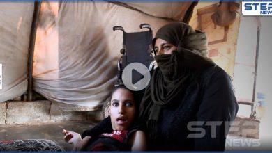 بالفيديو|| 3 كم على أكتافها إلى مستشفى قاح.. هل تعرف نزوحًا مأساويًا أكثر من قصة أم بسام!؟