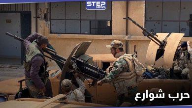 جرحى في حرب شوارع بين الحرس الثوري الإيراني والدفاع الوطني بريف ديرالزور الشرقي