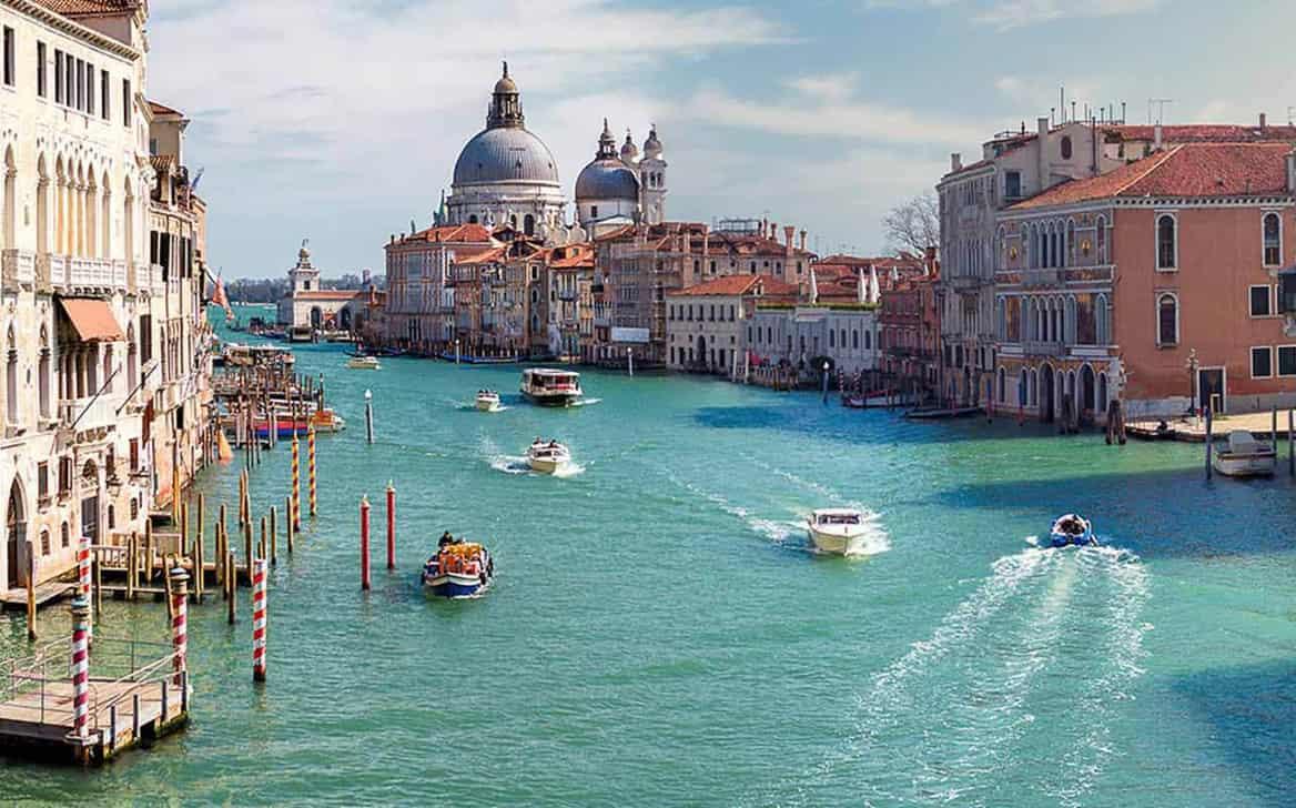 أفضل الدول السياحية للعوائل - إيطاليا