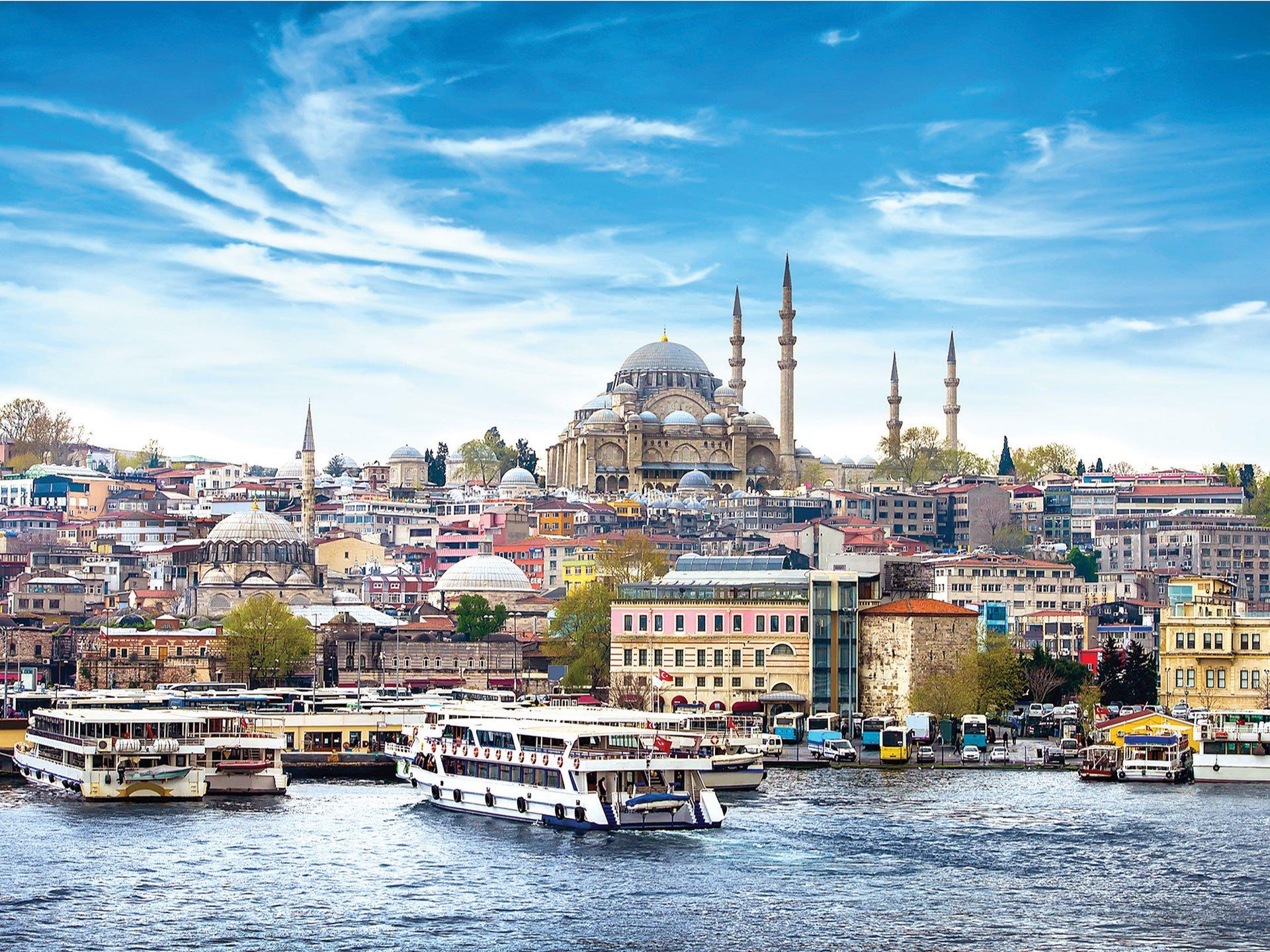 أفضل الدول السياحية للعوائل - تركيا