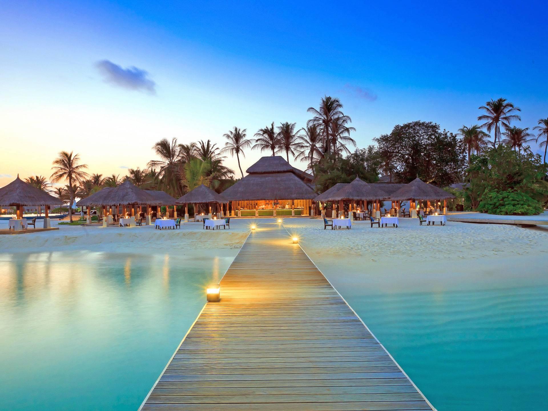 أفضل الدول السياحية للعوائل - جزر المالديف