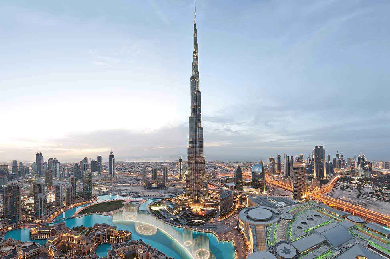 أفضل وجهات السفر في 2020 - دبي