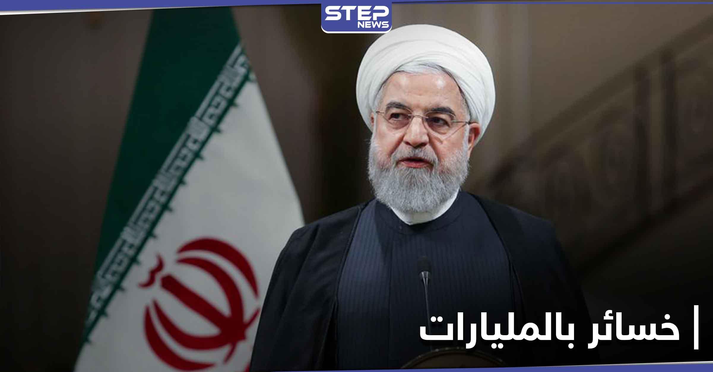إيران تشير إلى الدولة الأخطر على أمن الشرق الأوسط.. وتتحدث عن خسائر بمليارات الدولارات