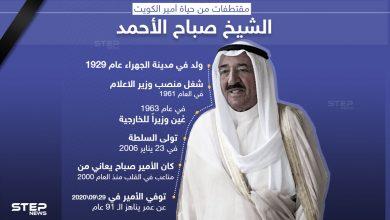 مقتطفات من حياة أمير الكويت الشيخ صباح الأحمد جابر الصباح