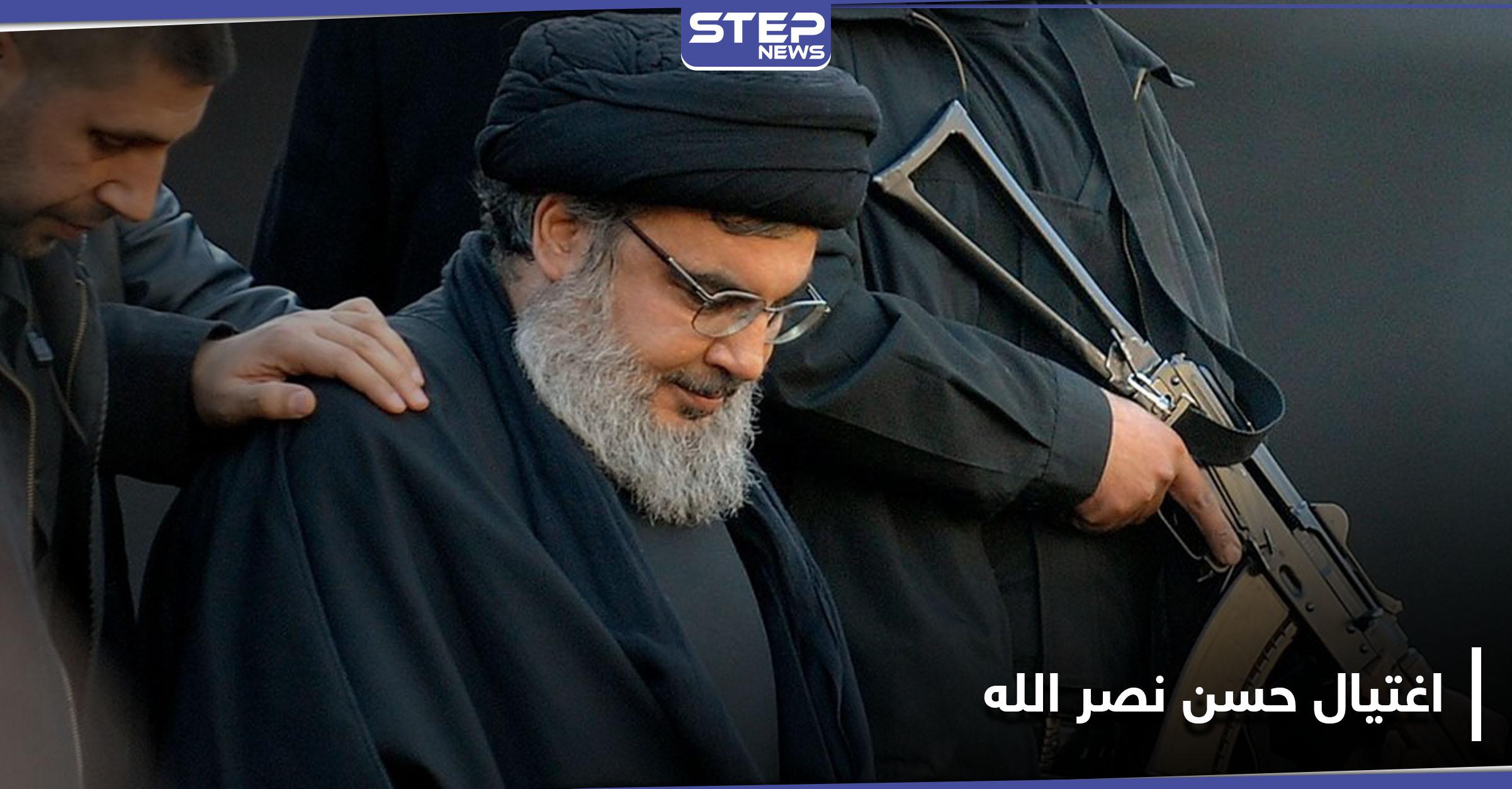 مسؤول بالجيش الإسرائيلي يلمح لـ اغتيال حسن نصر الله